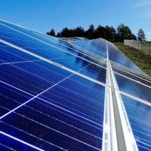 Soleil du midi parc solaire citoyen de luc sur aude.