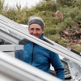montage panneaux photovoltaiques